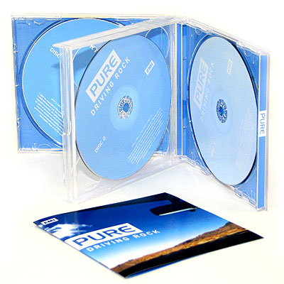 Pure Driving Rock (3 CD) Серия: Pure инфо 5305g.