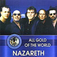 All Gold Of The World Nazareth Серия: All Gold Of The World инфо 5364g.