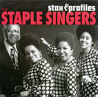 Stax Profiles The Staple Singers Серия: Stax Profiles инфо 5750g.